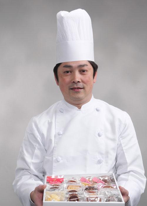 浜崎シェフ