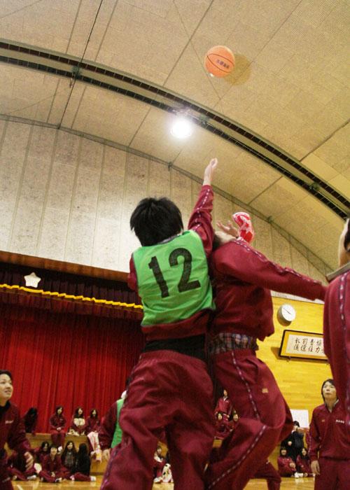 3年球技大会