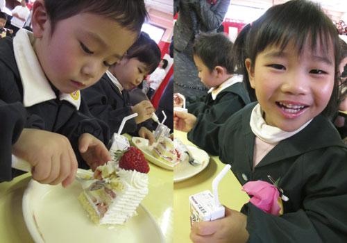 22.4.2入園式ケーキ