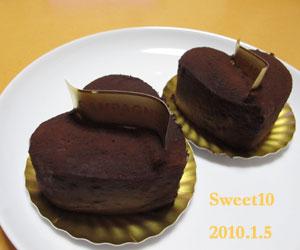 スイート10ケーキ