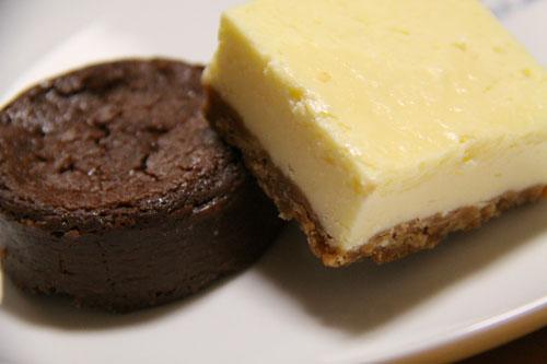 軽井沢ベイクドチーズケーキ