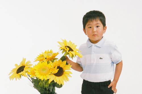 あきよしクン4歳